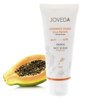 papaya face scrub
